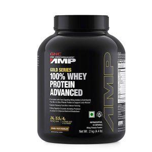 GNC Amp Gold Series 100% Advanced