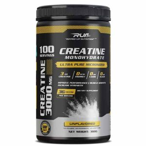 Ripped Up Nutrition Ultra-Pure Micronized Creatine Mono-Hydrate