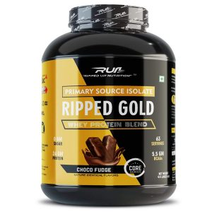 Ripped Up Nutrition Whey Ripped Gold