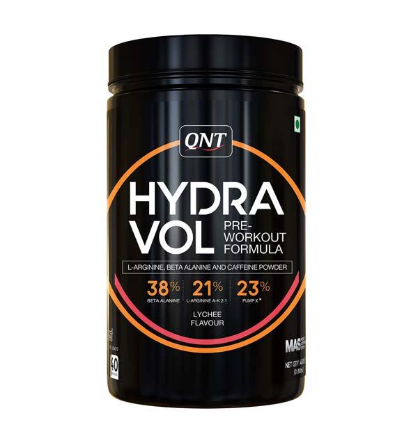 QNT Hydravol Pre-Workout