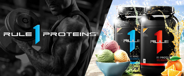 Buy Rule1 Whey Protein Online in India